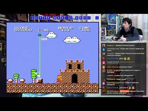 Список Тащера. Игра №19: Super Mario Bros. 2 (JAP) | Вторая попытка