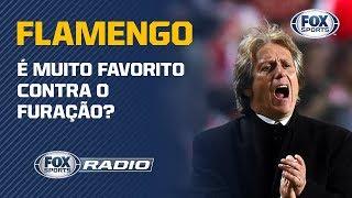 "FLAMENGO MUITO FAVORITO PARA A FINAL DA SUPERCOPA? ""Fox Sports Rádio"" debate"