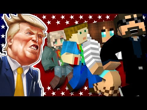Minecraft: PRESIDENT MURDER | MODDED MINI-GAME