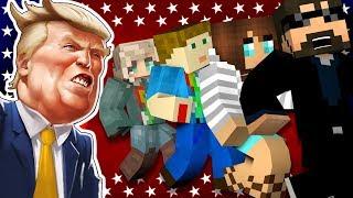 Minecraft: PRESIDENT MURDER | MODDED MINI-GAME
