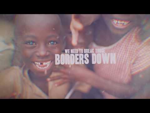 "Kabaka Pyramid ft Stonebwoy  - Borders (Official Lyrics Video) Prod by Damian ""JR GONG Marley"