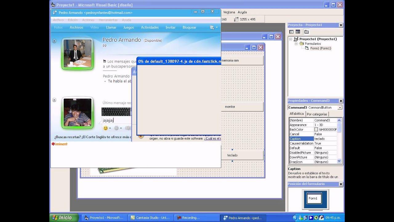 Leccion1 Creacion De Software Educativo En Visual Basic