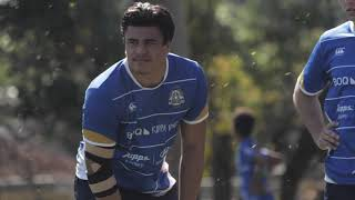 GPS Rugby Round 9 2018 - Nudgee College versus The Southport School - Blue White Blue