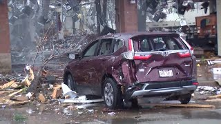 VIDEO NOW: Jonesboro tornado damage