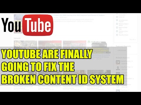 Youtube Are Finally Going to Fix The Broken Content ID System Mp3