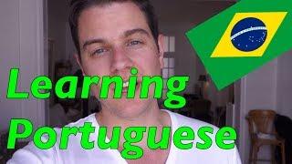 Dutch guy speaking Brazilian Portuguese - Learn Portuguese