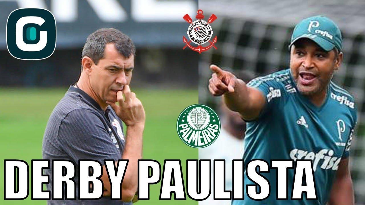 Corinthians x Palmeiras  bab3fc0d303b4