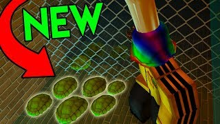 NEW TOFUU TURTLE EASTER EGG! *SEWER UPDATE* (Roblox Jailbreak)