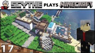 Scythe Manor! │ MINECRAFT │ #17