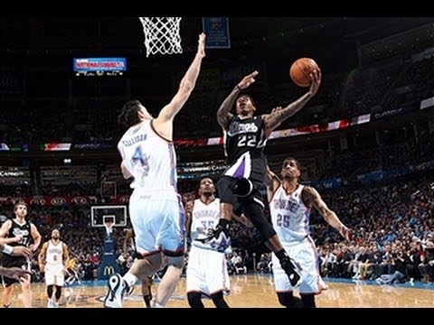 Isaiah Thomas Scores a Career-High 38 Points Against the Thunder