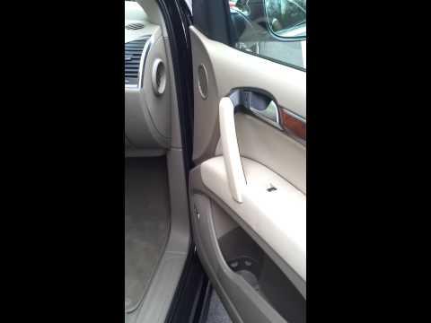 2009 Audi Q7 - Interior