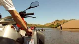 bosquesito y desembocadura rio sauce grande