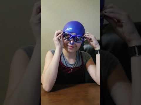 73276d1b890a Swim Cap Swim Goggles - YouTube