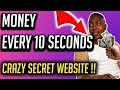 Earn PayPal money every 10 seconds by watching videos [Fast & Easy]