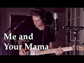 Me and Your Mama - Childish Gambino - Cover by Cam Crowley