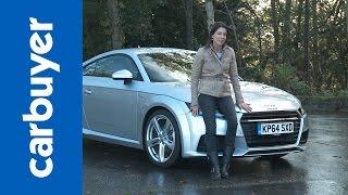 Audi TT coupe - Carbuyer
