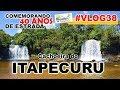 CACHOEIRA DO ITAPECURU - 40 ANOS DE ESTRADA - MUNDÃO SEM PORTEIRAS #VLOG38