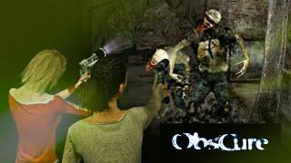 PASA algo MUY RARO en esta ESCUELA - Obscure (Horror Game) #2