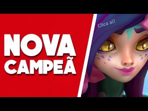 NEEKO A NOVA CAMPEÃ! A MAGA COLORIDA FOI REVELADA COMO A CAMALEÃ CURIOSA!!!