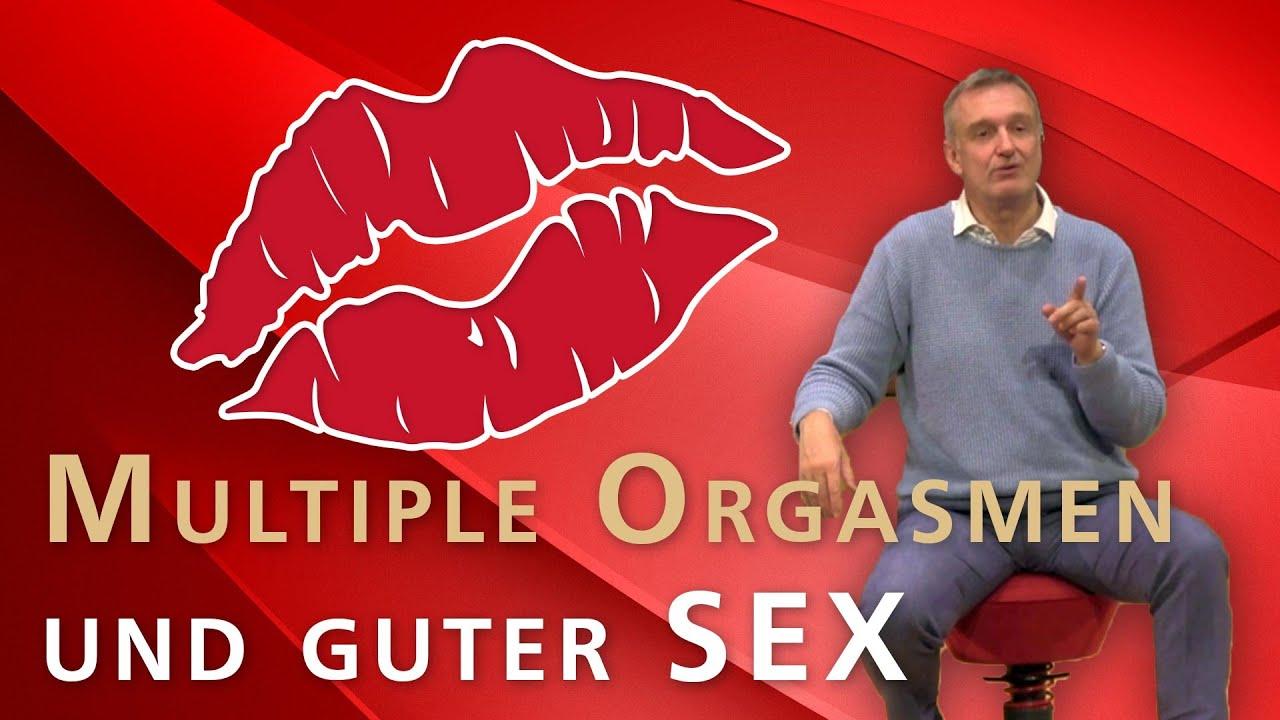Über multiple Orgasmen und guten Sex mit NLP 💋 Ein