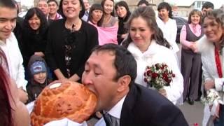 Свадьба в Аскизе-Хакасия. Евгений и Марина.видео Тимур Топоев