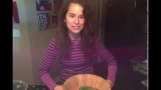 Raw Vegan Recipe: Winter Smoothie/soup Formula