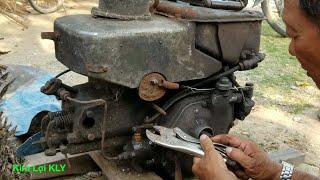 Khám phá động cơ cỗ đã lãng quên FNT 70 năm/Old machine repairman.