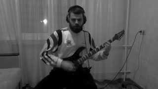 Behemoth - Ora Pro Nobis Lucifer (Guitar cover)