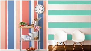 60+ Striped Wall Paint ideas