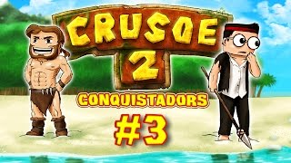 CRUSOE 2 - Ep. 3 - Early Access Story - Fanta et Bob dans Minecraft