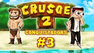 CRUSOE 2 - Ep. 3 - Early Access Story - Fanta et Bob dans Minecraft