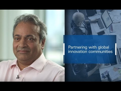 Economy Views: Partnering with global innovation communities