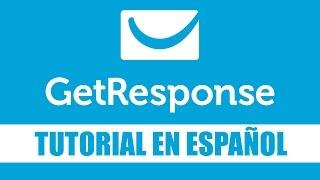GetResponse - Tutorial Email Marketing Software - 07 - Ver Estadísticas de Tus Campañas
