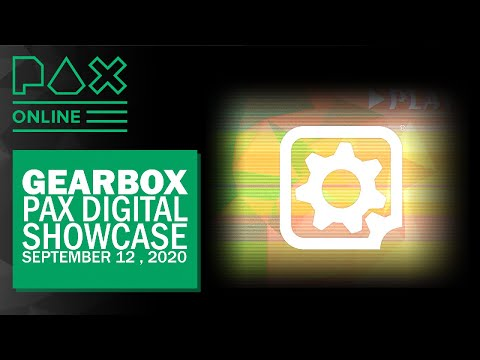 The Gearbox Digital Showcase at PAX Online 2020