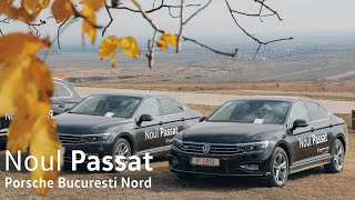 Noul Passat - Roadtrip Test Drive - Eveniment Lansare