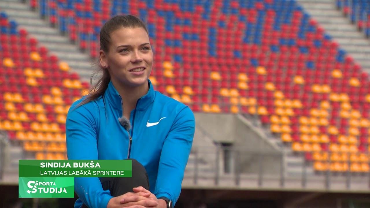 Sindija Bukša gatavojas U23 Eiropas čempionātam