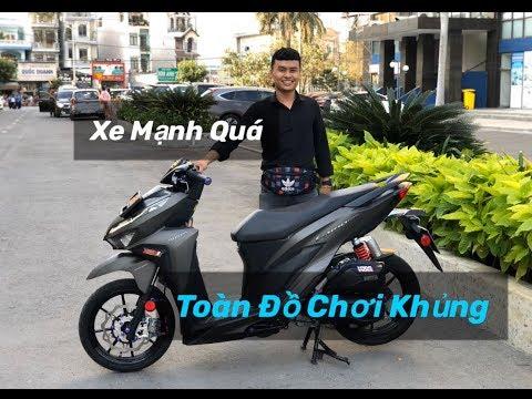 Xe Đẹp Việt Nam | Vario 150 Full PXL Rớt Nắp Dọn Siêu Khủng