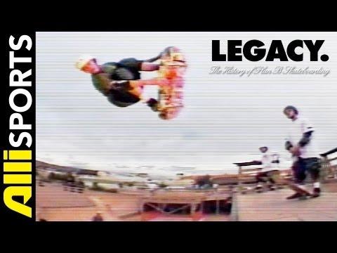 """Building Skateboarding's Original Dream Team | Legacy. The History of Plan"""