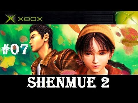 SHENMUE 2 - Parte 7: Aireando los libros del Man Mo Temple (xbox) 1080p