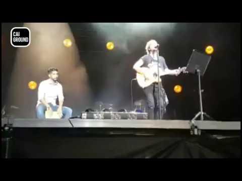 Manuel Carrasco le canta a Cádiz por flamenco