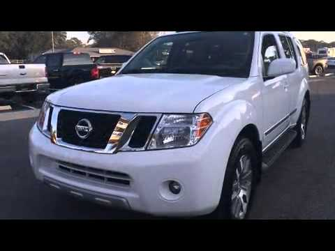 2012 nissan pathfinder le suv for sale in pensacola. Black Bedroom Furniture Sets. Home Design Ideas