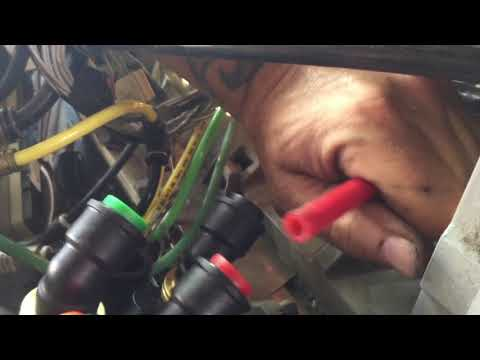 Changing The Dash Valve On My 07 Freightliner Century