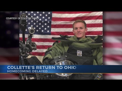 Body of Lancaster native killed in Afghanistan has arrived at Dover Airport in Delaware