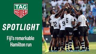 Spotlight: Fiji's three incredible comeback wins