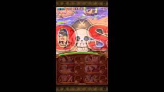 [OPTC] Gear 2 Luffy vs. Mihawk 40 Stamina [Walkthrough]