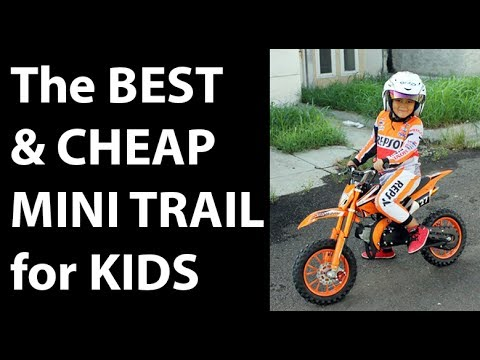 Mini Motorcross / Mini trail for kids @gpdistro.com #01