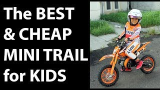 Mini Motorcross / Mini trail for kids @gpdistro.com #01