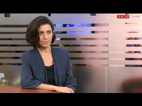 Vocabulary of War and Peace: Anna Ohanyan