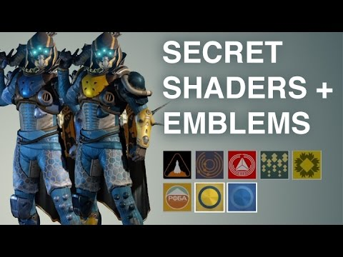 Easy emblems and shaders what is grimoire destiny full guide xbox one