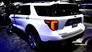 NEW 2020 FORD EXPLORER PLATINUM | IN DETAILS | GREAT FORD SUV EXTERIOR AND INTERIOR